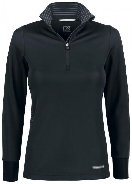 Cutter&Buck Traverse Half Zip Sweater Damen