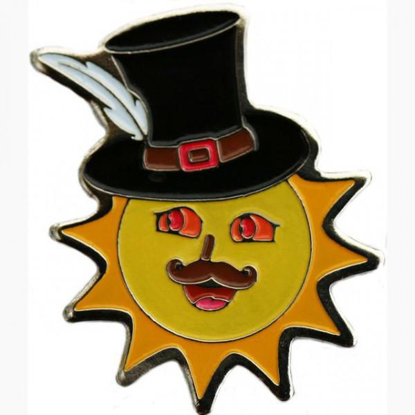 navica CL002-336 Basic Ballmarker - Mr. Sun Hat
