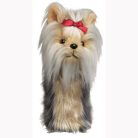 Daphnes Headcover für Driver & Fairway - Yorkshire Terrier