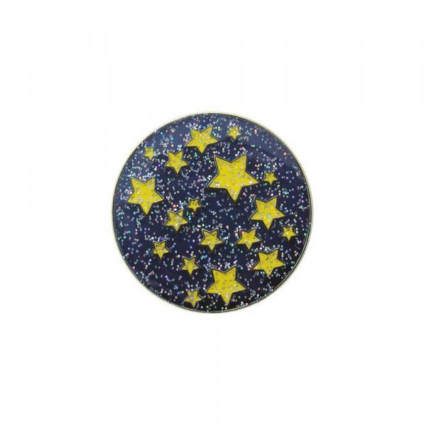 navica CL002-33 Glitzy Ballmarker - Starry Night