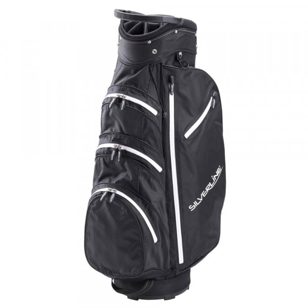 Silverline Hudson water-stop Cartbag