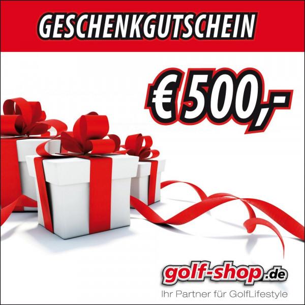 Geschenkgutschein € 500