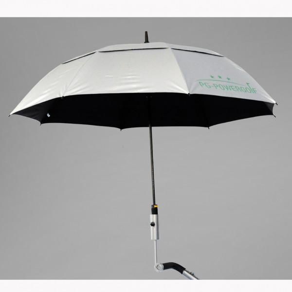 PG-Powergolf Regenschirm mit UV-Schutz