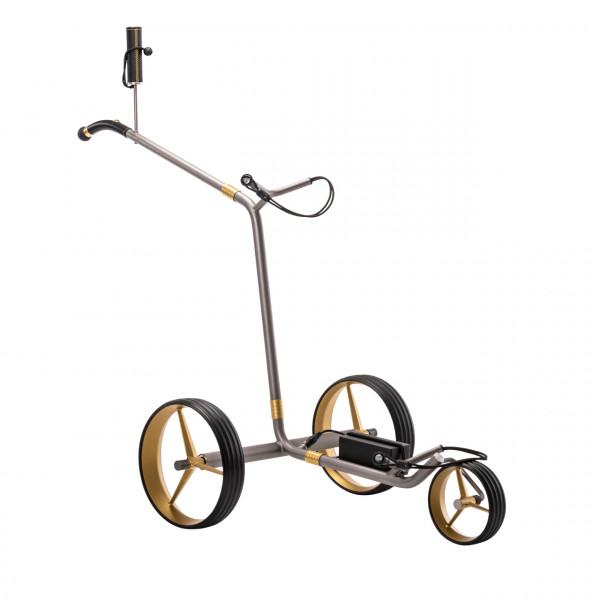 TiCad Goldfinger X Limited Edition Elektro- Golftrolley