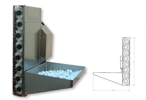 Kupplungssystem für Imax Ballautomat - MX54101