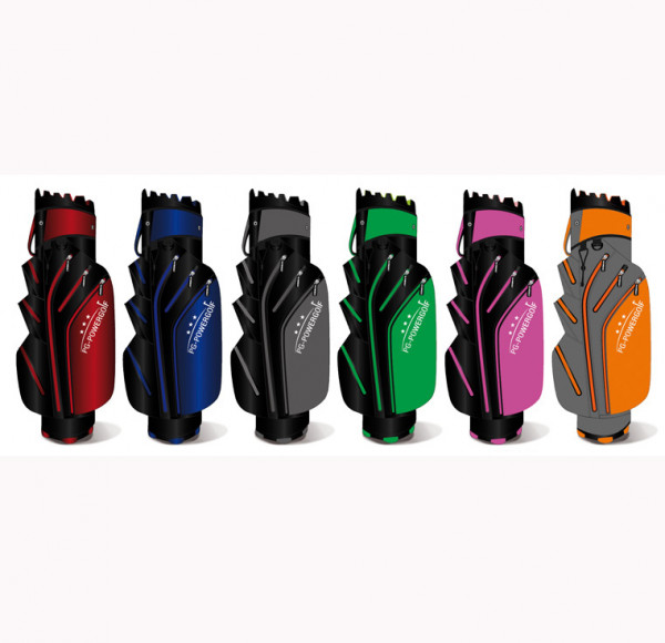PG Powergolf Orga 105 Dry M Cartbag