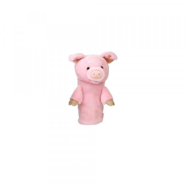 Daphnes Headcover für Driver & Fairway - Pig
