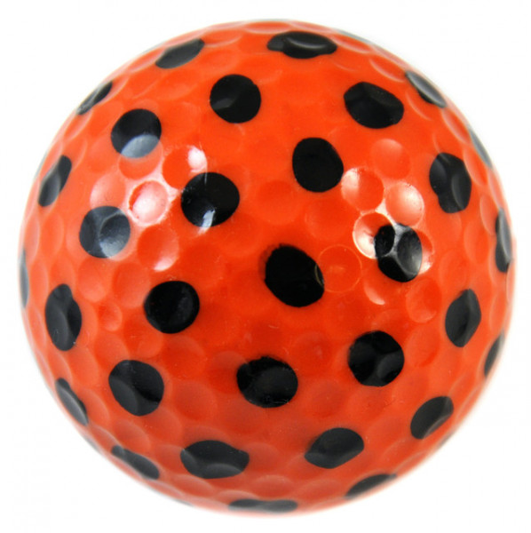 Designer-Golfbälle 3er Pack