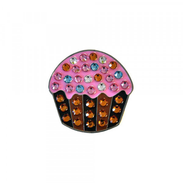 navica CL006-112 Crystal Ballmarker - Cupcake