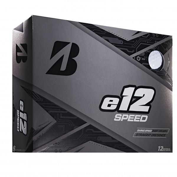 Bridgestone e12 Speed Golfball