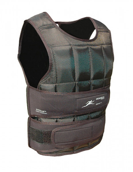 Ironwear® Flex Gewichtsweste - 4,5 kg (kurz)