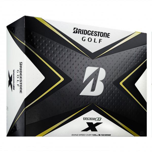 Bridgestone Tour B X Golfball