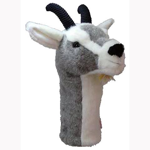 Daphnes Headcover für Driver & Fairway - Goat