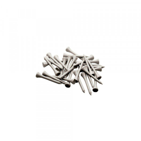 "Silverline Holz-Tees 2 1/8"" im Polybag"