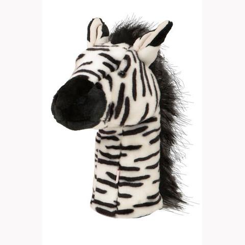 Daphnes Headcover für Driver & Fairway - Zebra