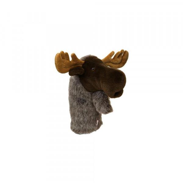 Daphnes Headcover für Driver & Fairway - Moose
