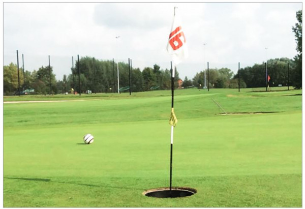 FOOTGOLF CUP INKL. COVER