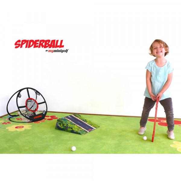 myminigolf Spiderball