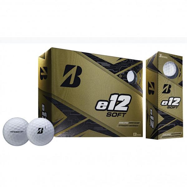 Bridgestone e12 Soft Golfball