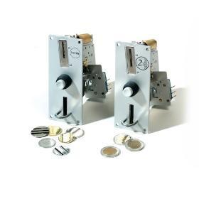 Münz-System, Range Servant, mechanisch für € 1,- - 107702