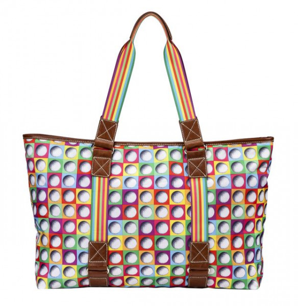 On The Ball Collection Shopper