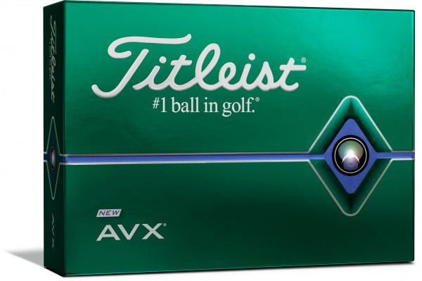 Titleist Pro AVX Golfball 12 Dutzend