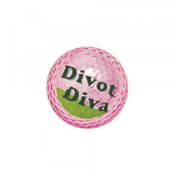 navica GB5030 Metallic Blinc Golfball - Divot Diva