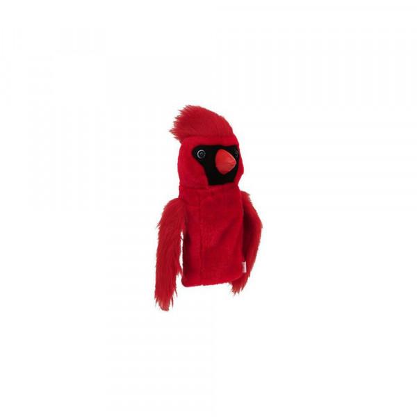 Daphnes Headcover für Driver & Fairway - Cardinal