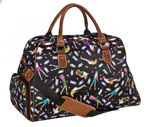 Lady Golfer Collection Sporttasche mit Schuhfach