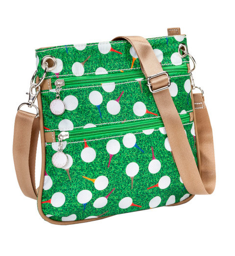 Teed Off Collection Crossbody