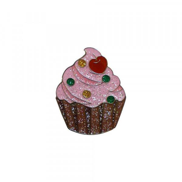 navica CL004-60 Glitzy Ballmarker - Cupcake