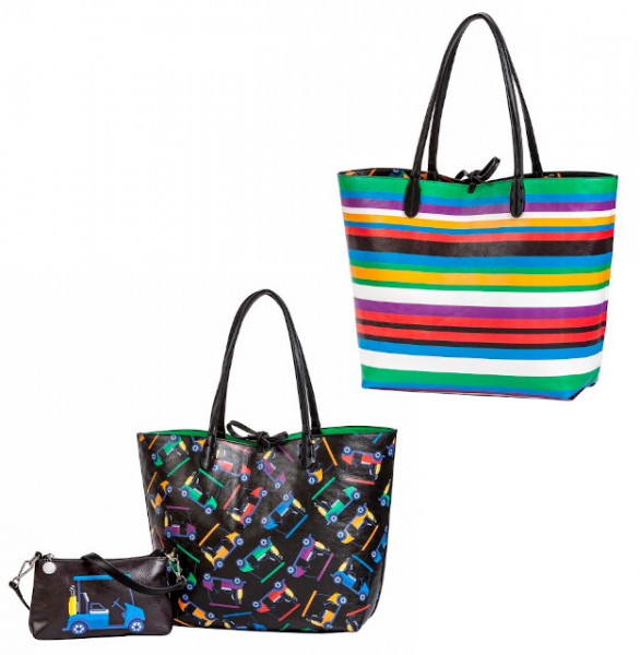 Cart Path Only Collection Wendeshopper-Taschenset