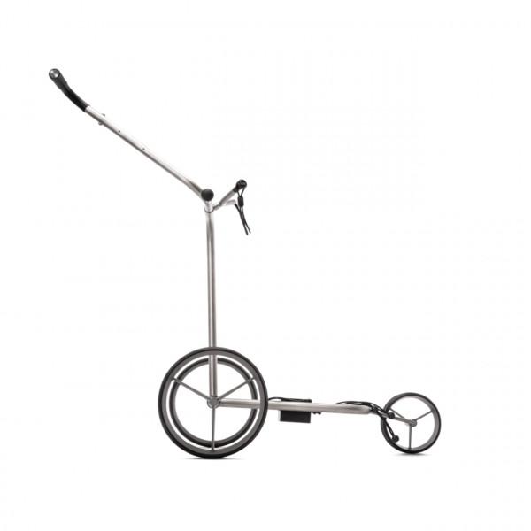 TiCad Tango Classic Titan Elektrotrolley mit Titan Rädern