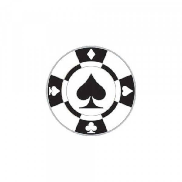navica Basic Ballmarker - Poker Chip