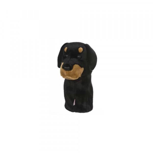 Daphnes Headcover für Driver & Fairway - Rottweiler