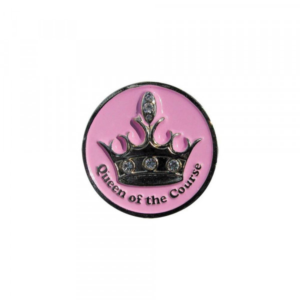 navica CL004-51/52 Crystal Ballmarker - Queen of the Course