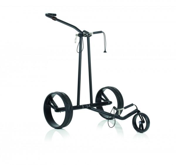 Jucad Phantom black on black 2.0 Golf- Elektrotrolley