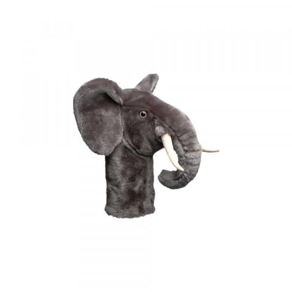 Daphnes Headcover für Driver & Fairway - Elephant