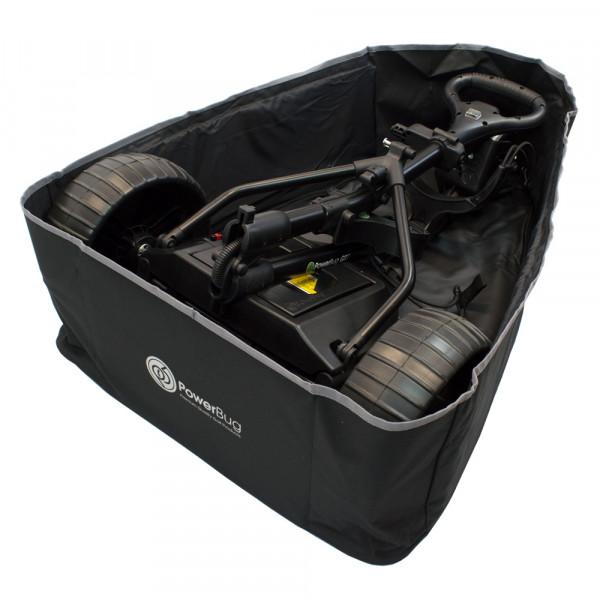 PowerBug Infinity Transportbox für Kofferraum