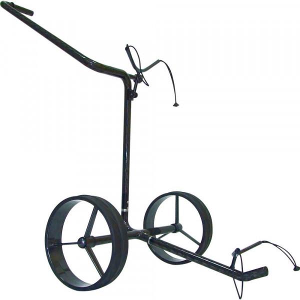 Jucad Carbon Zwei-Rad Golftrolley