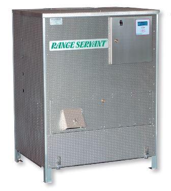 Range Servant Flat Top Ultima 8 Ballautomat - DKM0000