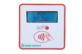 Zahlungssystem, Range Servant SOLO-1 Kartenlesesystem - SOL0000