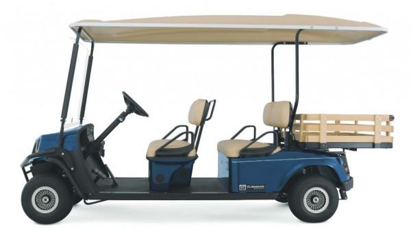 Cushman 4ER SHUTTLE Elektro Golfcart