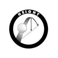 PGO Height Golfball