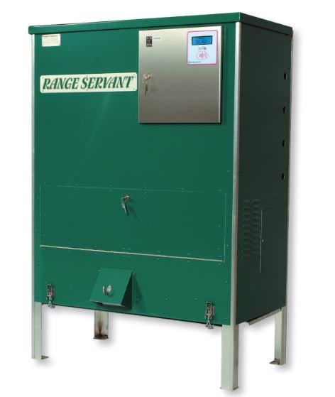 Range Servant GREEN LINE DISPENSER - GREEN LINE 8 - GLD0001