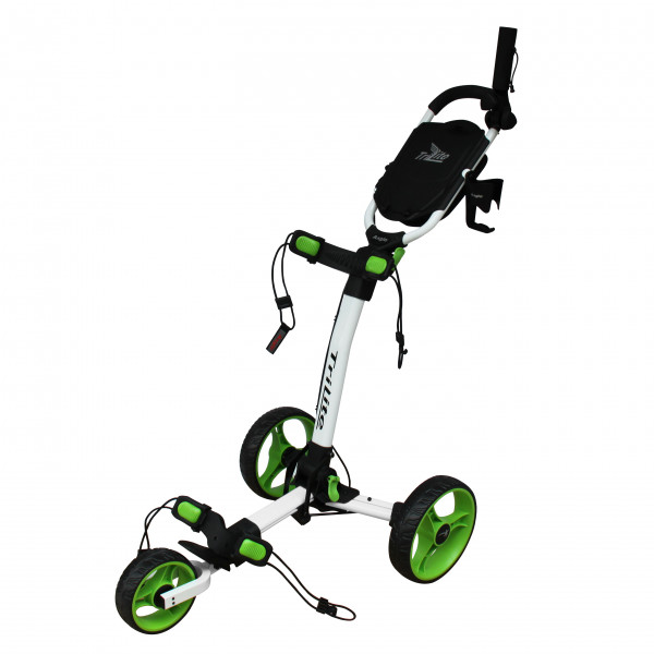 Axglo Trilite Golftrolley Drei-Rad