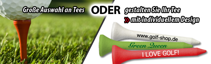 Golf-Shop.de - Header: Logotees