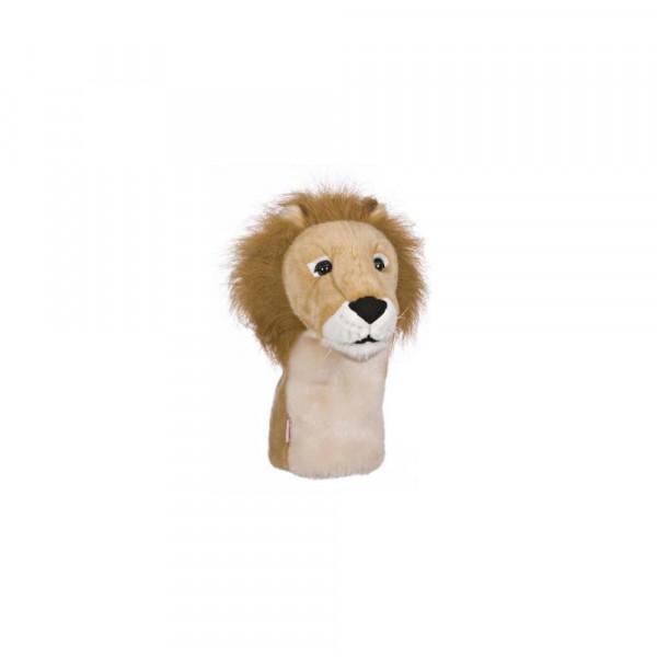 Daphnes Headcover für Driver & Fairway - Lion