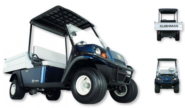 Cushman HAULER PRO Elektro Golfcart
