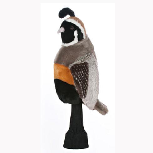 Daphnes Headcover für Driver & Fairway - Quail
